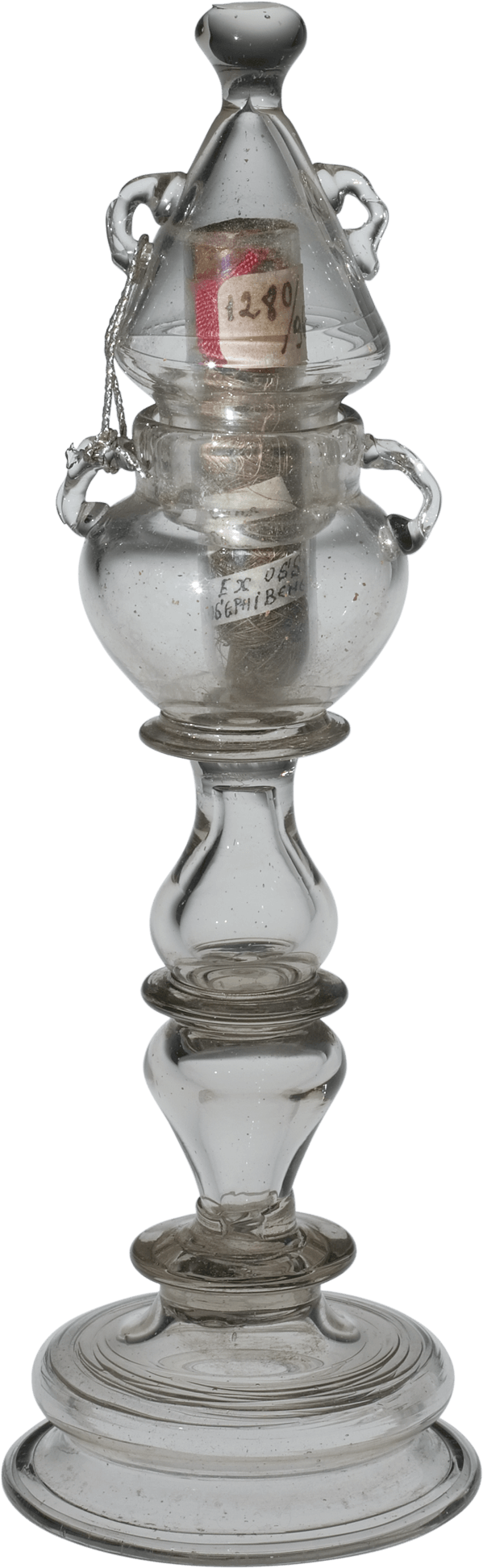Reliquart Goblet. Colorless