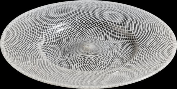 Reticello Platter