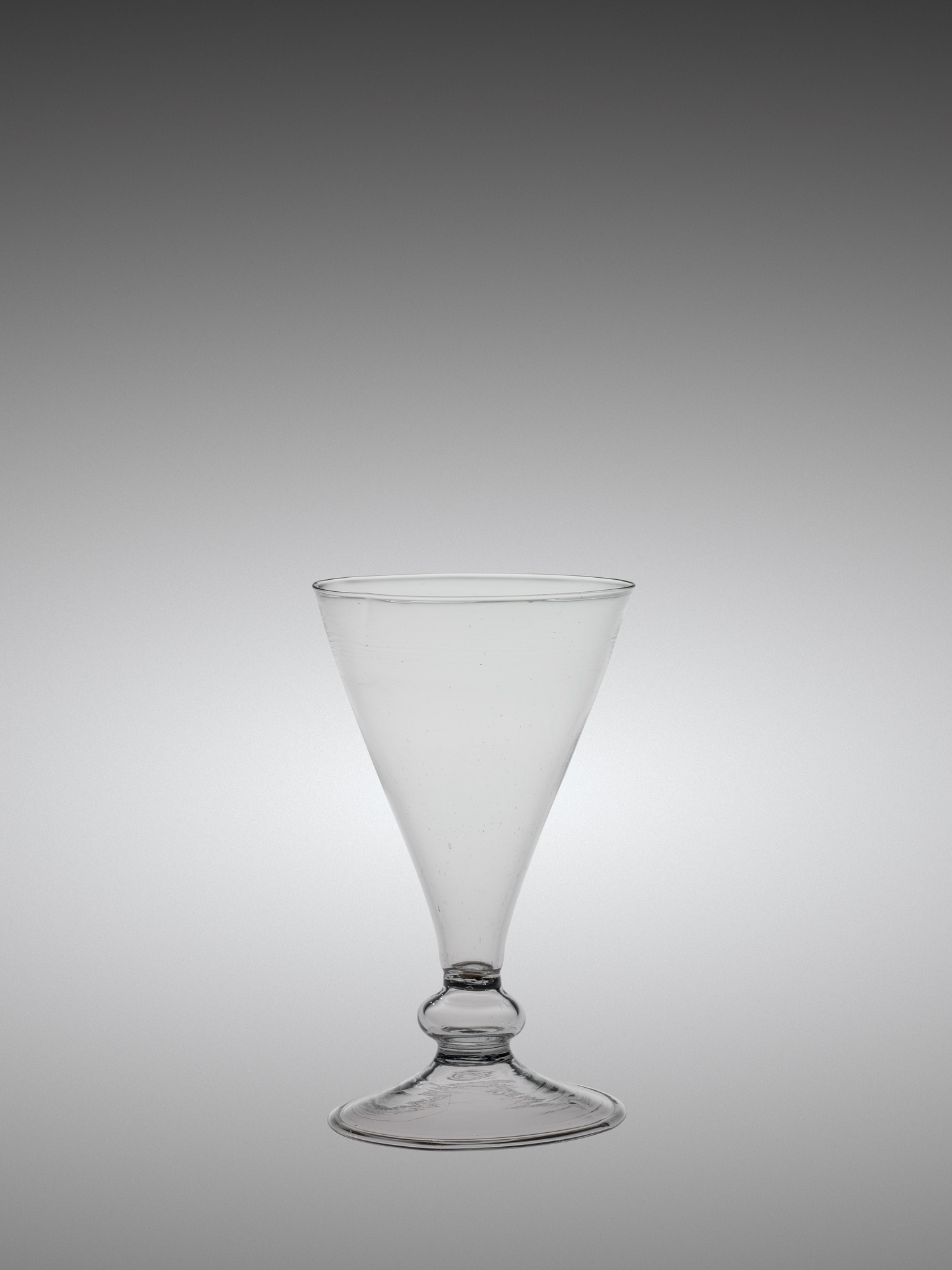 Goblet Made from Three Bubbles