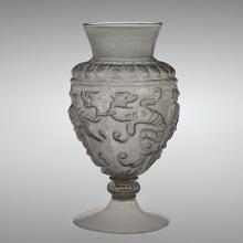 Footed Jar, probably Venice, Italy, about 1570-1600. 60.3.87.