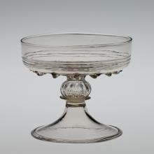 Tazza, Venice, Italy, 1600-1699. Bequest of Jerome Strauss. 79.3.957.